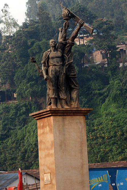 Congo Bukavu Memorial