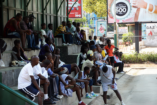 Burundi Bujumbura Basketball