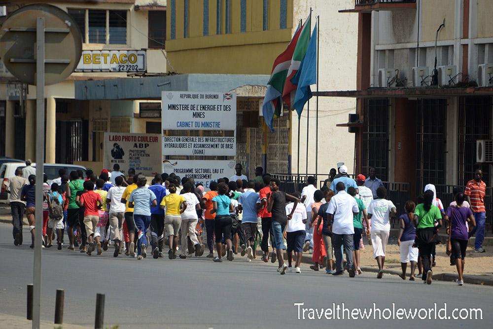 Burundi Bujumbura Run