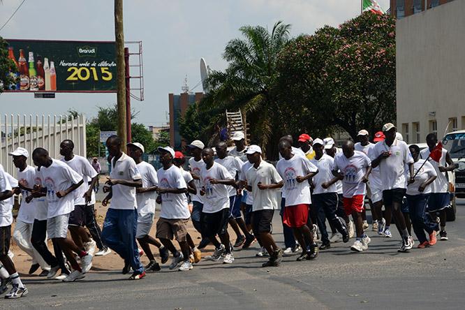 Burundi Bujumbura Runners