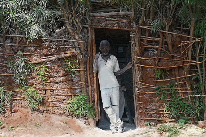 Burundi Boy