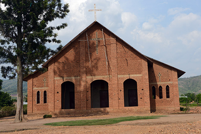Burundi Church