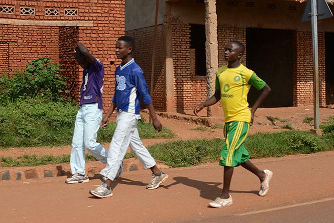 Burundi Kids