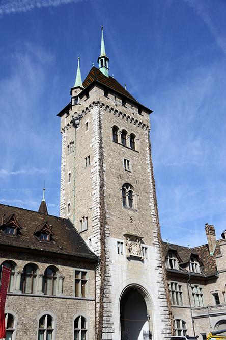 Switzerland Zurich Landesmuseum
