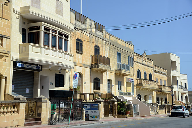 Malta Buildings