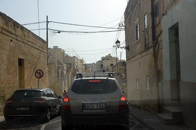 Malta Driving