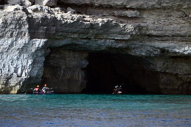 Malta Kayaking
