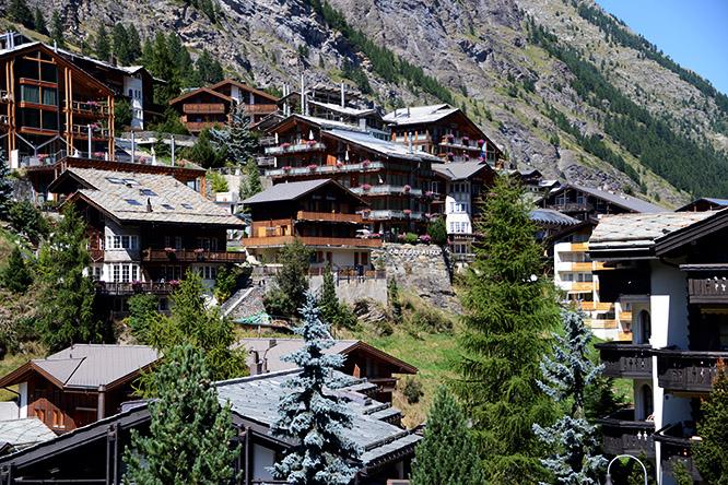 Switzerland Alps Zermatt