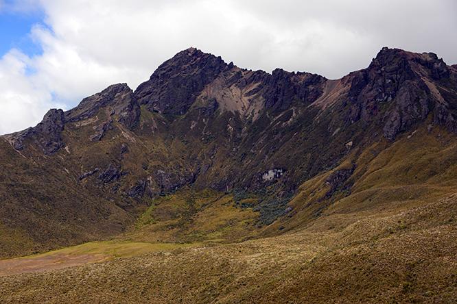 Ecuador Cotopaxi Rumiñawi