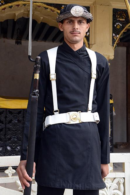 Nepal Durbar Guard