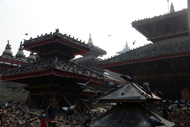 Nepal Durbar Temples