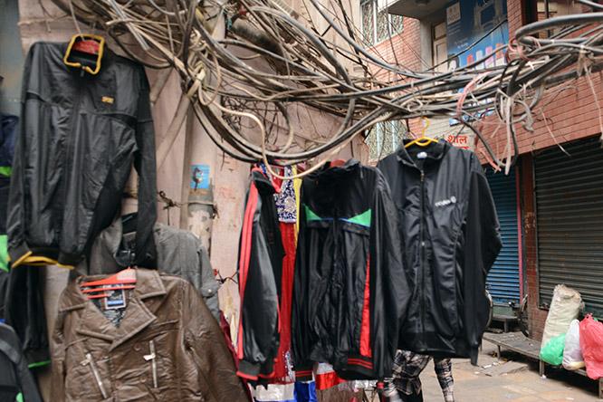 Nepal Kathmandu Clothing