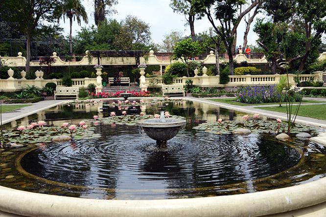 Nepal Kathmandu Garden Dreams Palace Pool
