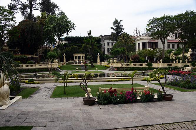 Nepal Kathmandu Garden Dreams