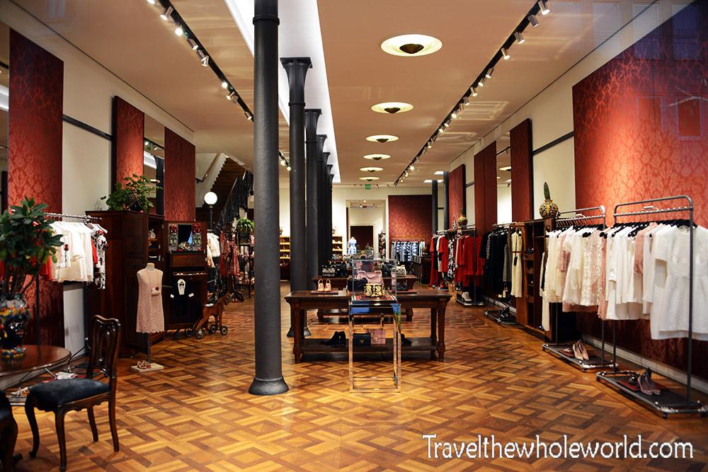 Italy Milan Store