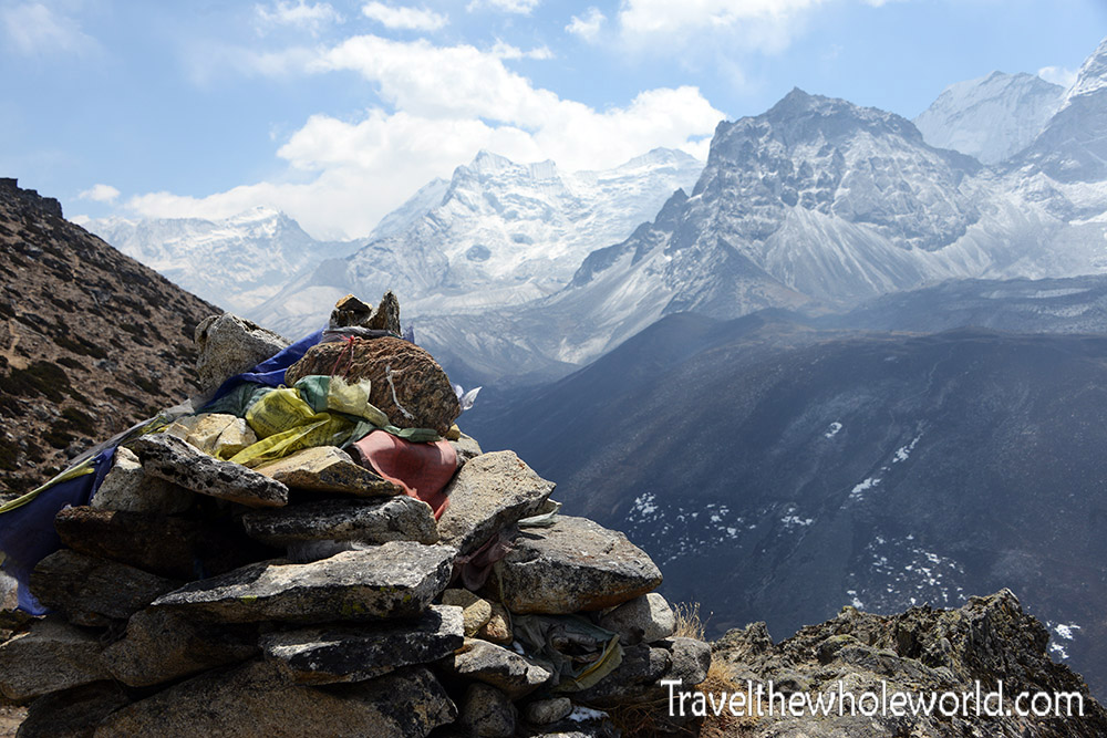 Nepal Khumbu Valley Dingbouche Hike