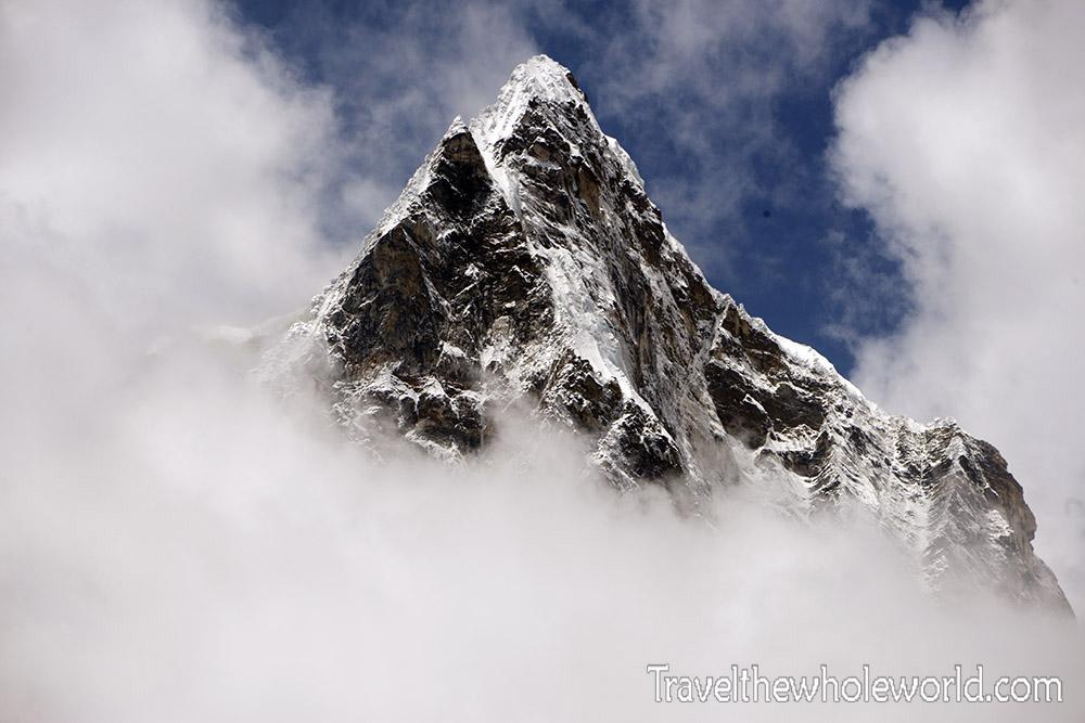 Nepal Khumbu Valley Mountains