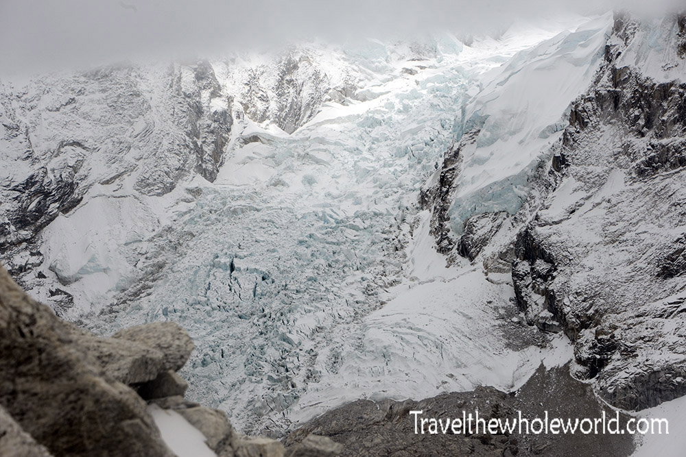 Mt Everest Khumbu Icefall