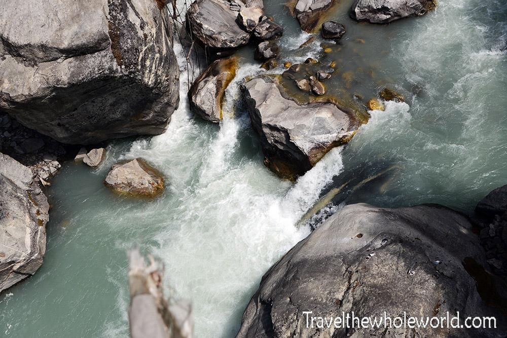 Nepal Khumbu Valley River Rapids