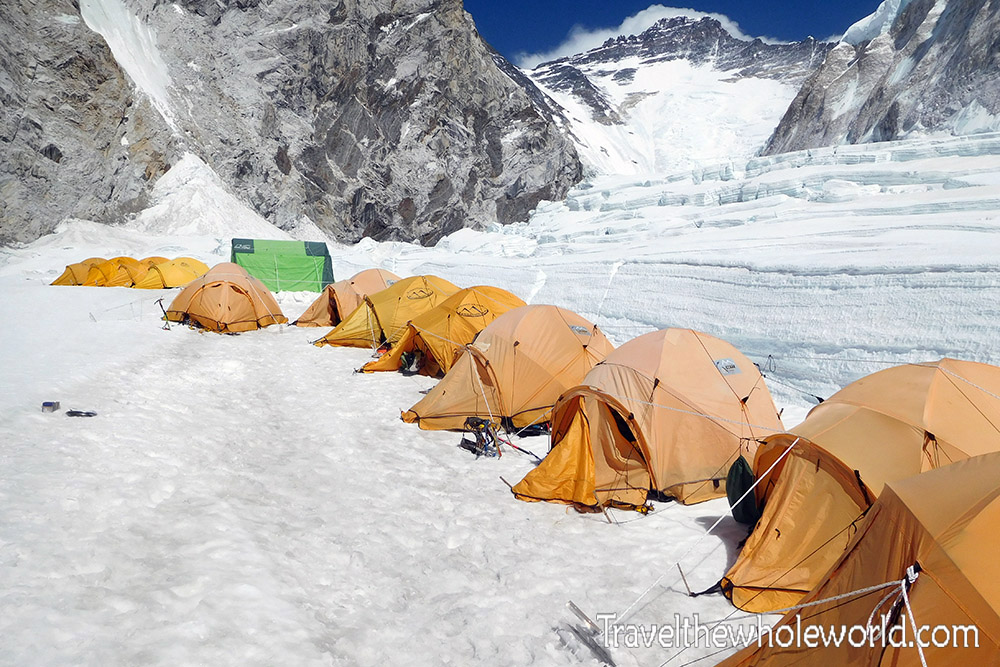 Nepal Mt Everest Camp I