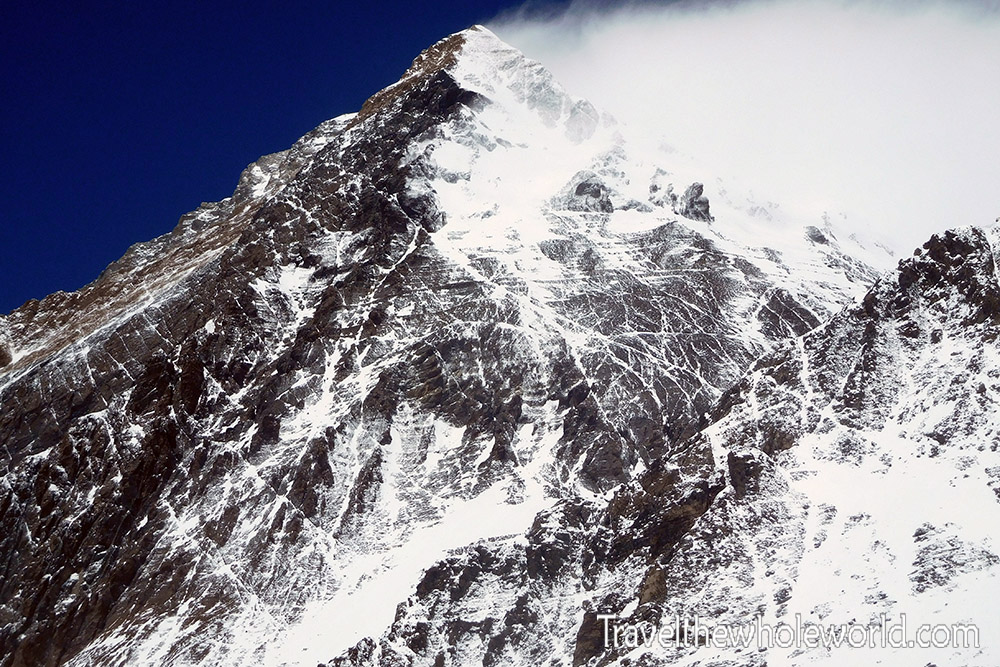 Nepal Mt Everest Summit