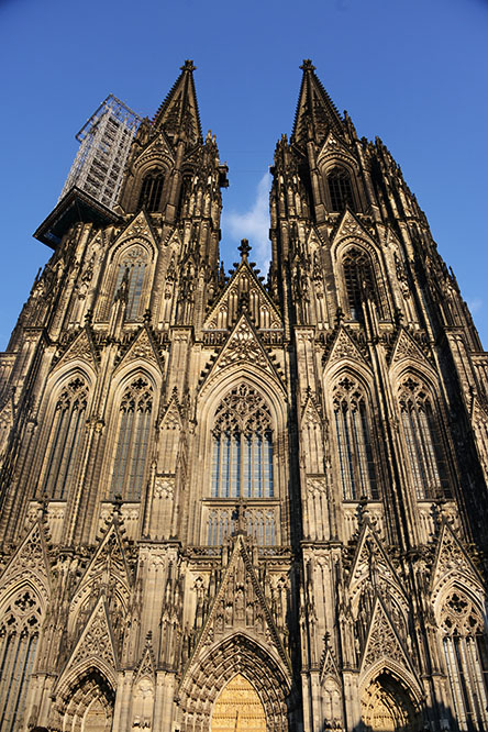 Germany Cologne Dom Cathedral