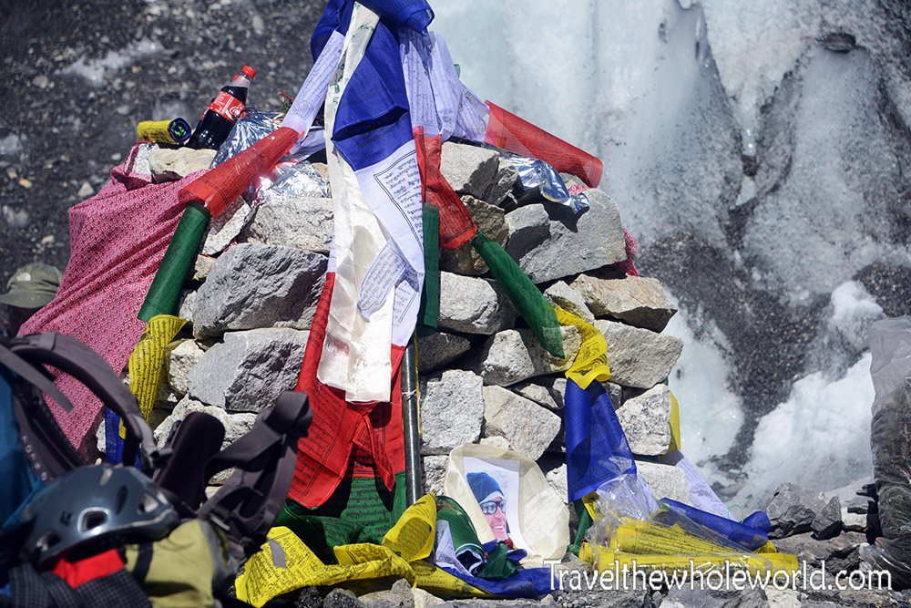 Nepal Mt Everest Base Camp Puja Ceremony