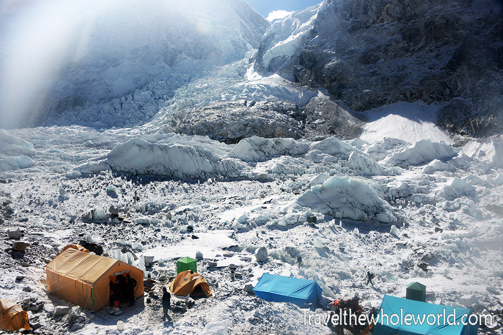 Nepal Mt Everest Base Camp Tents