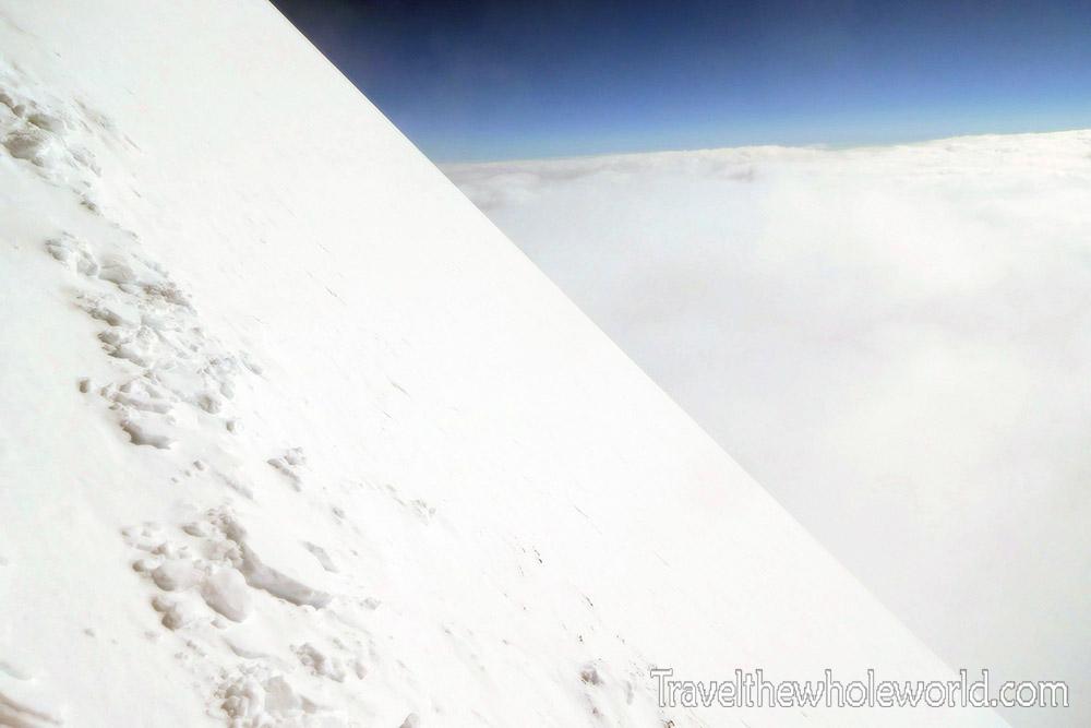 Nepal Mt Everest Death Zone South Summit