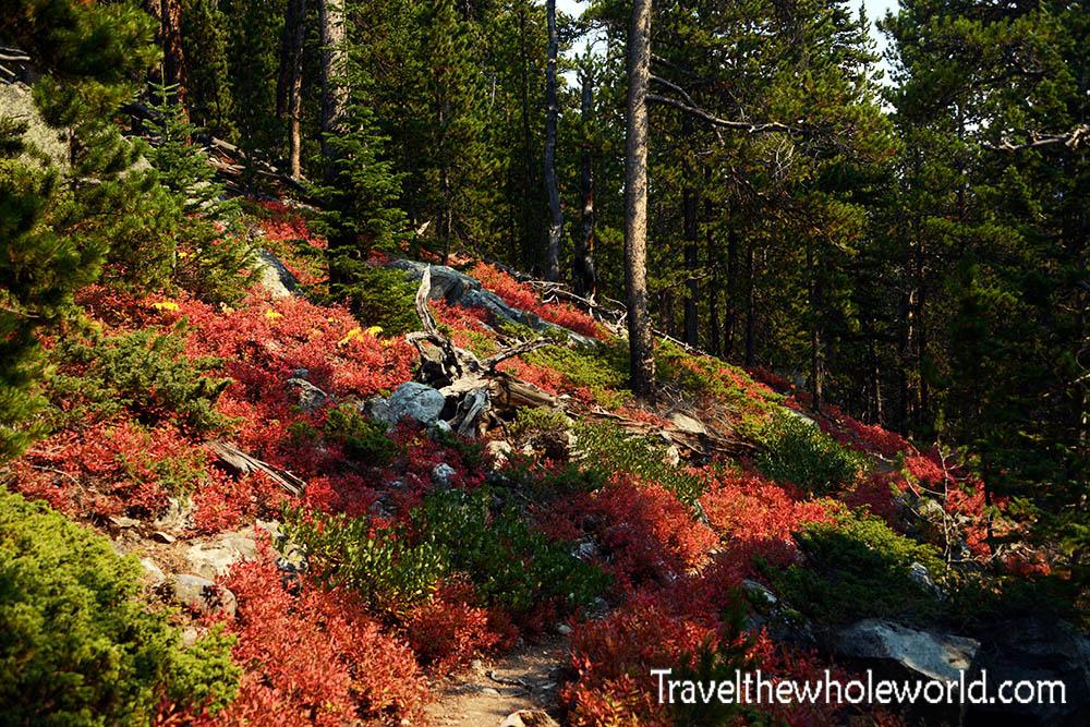 Montana Beartooth Wilderness Fall