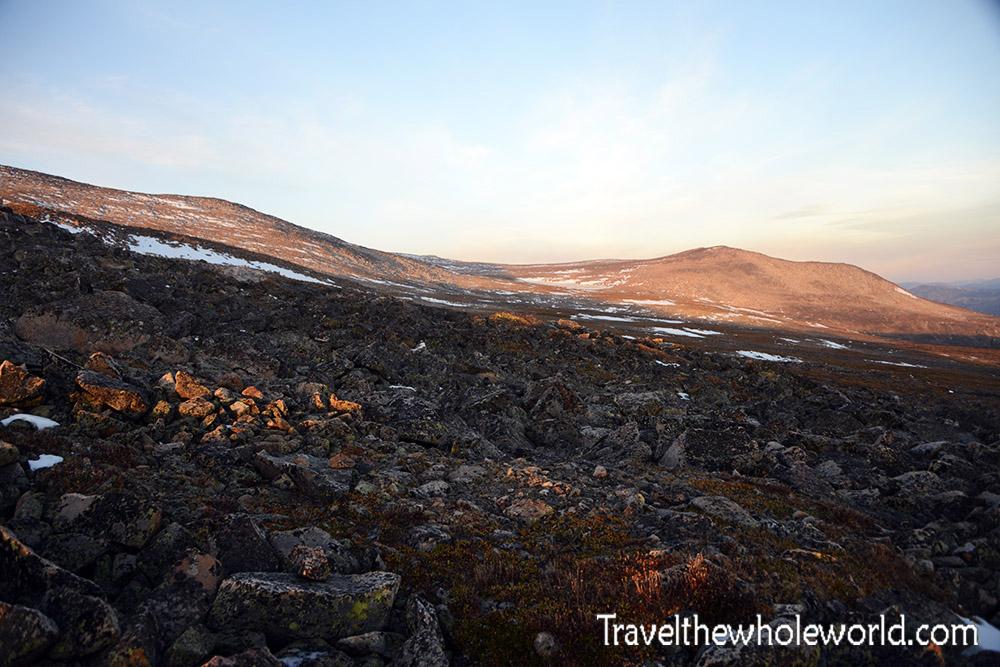 Montana Beartooth Wilderness Froze To Death Plateau