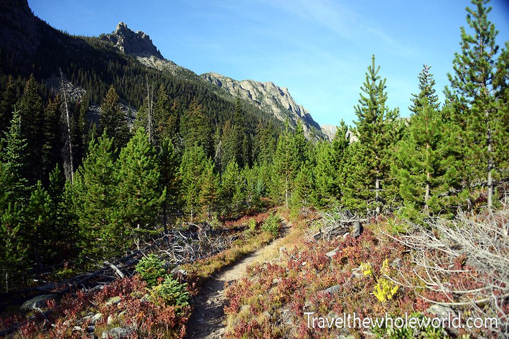 Montana Beartooth Wilderness Phantom Trail
