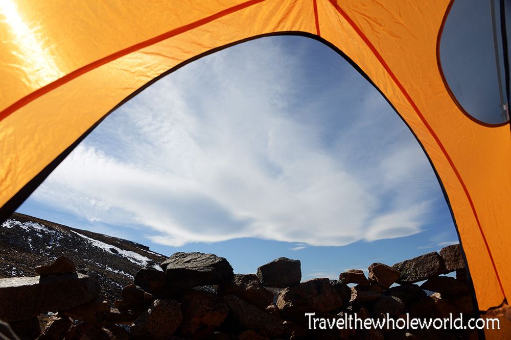 Montana Beartooth Wilderness Froze To Death Plateau Tent