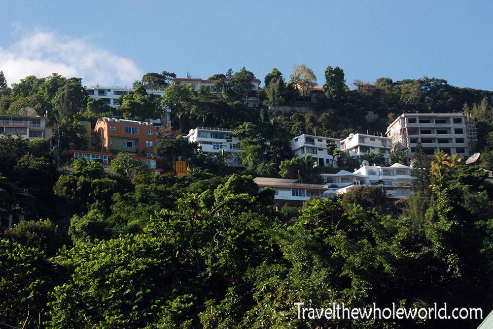 Haiti Petionville Houses