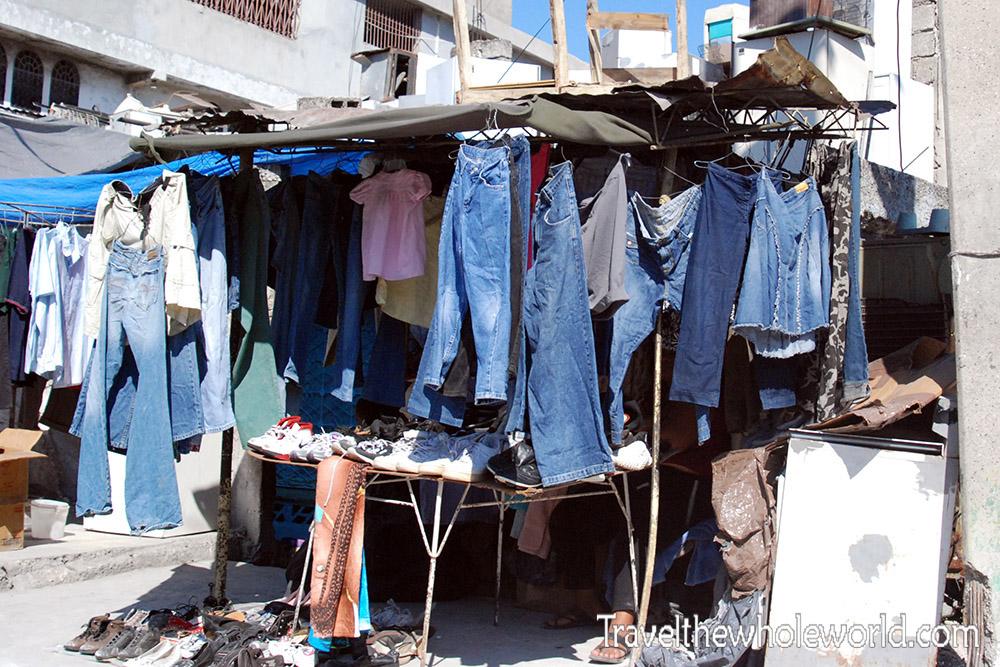 Haiti Port Au Prince Jeans For Sale
