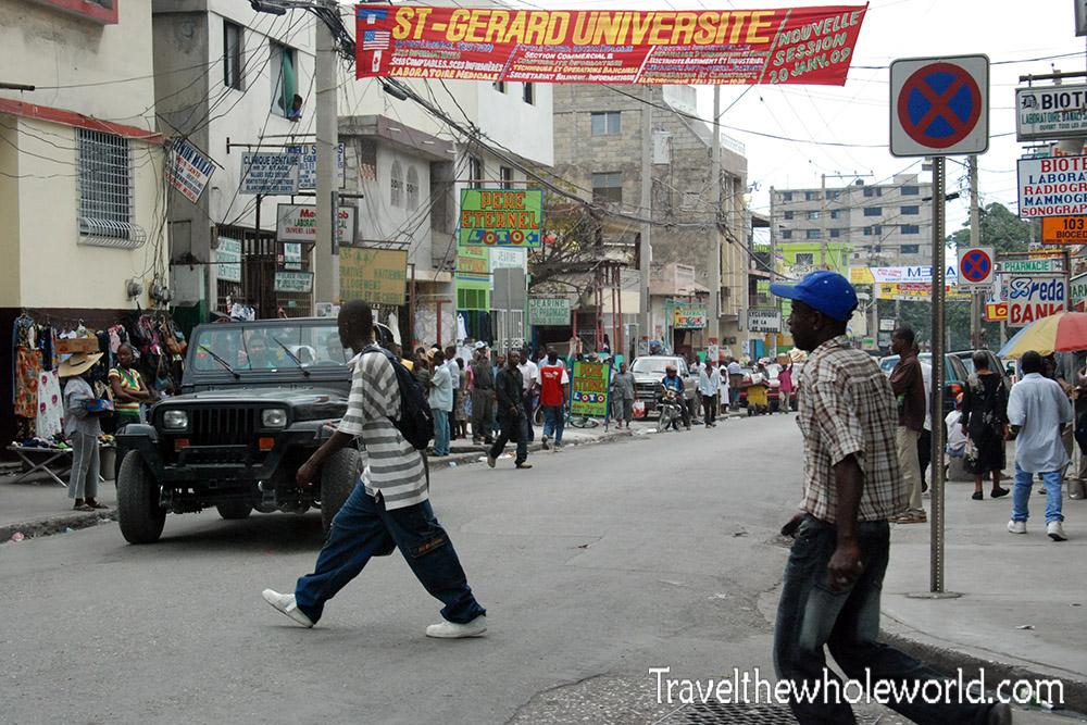 Haiti Port Au Prince People