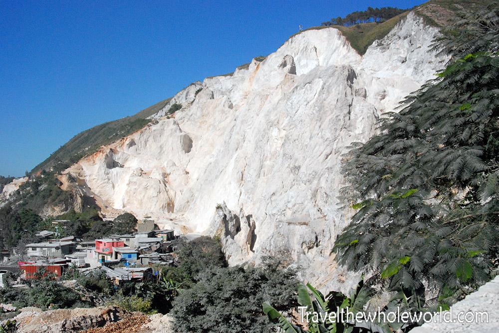 Haiti Port Au Prince Quarry