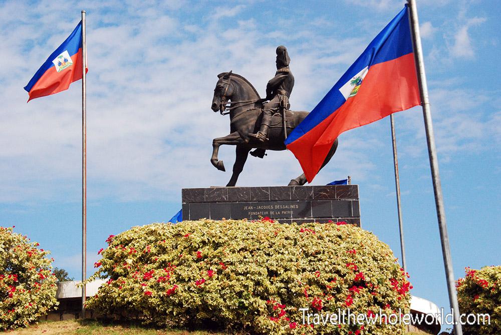 Haiti Port Au Prince Dessalines