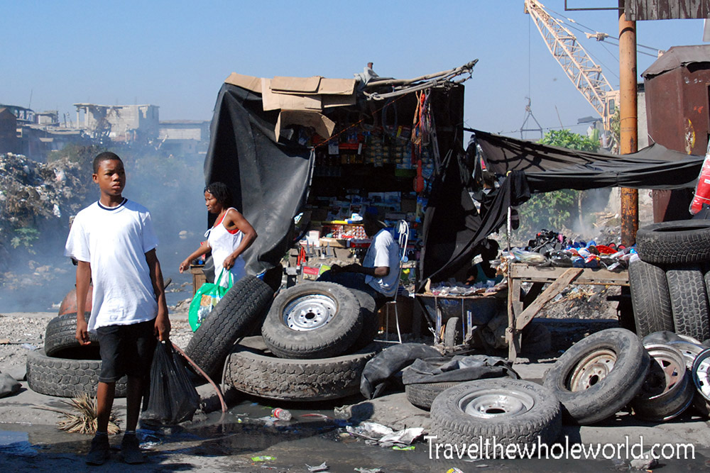 Haiti Port Au Prince Street