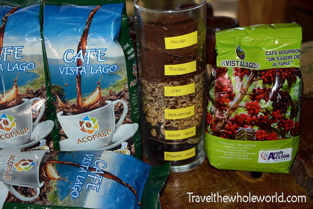El Salvador Cerro Verde Coffee