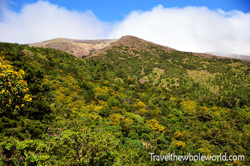 El Salvador Cerro Verde Summit