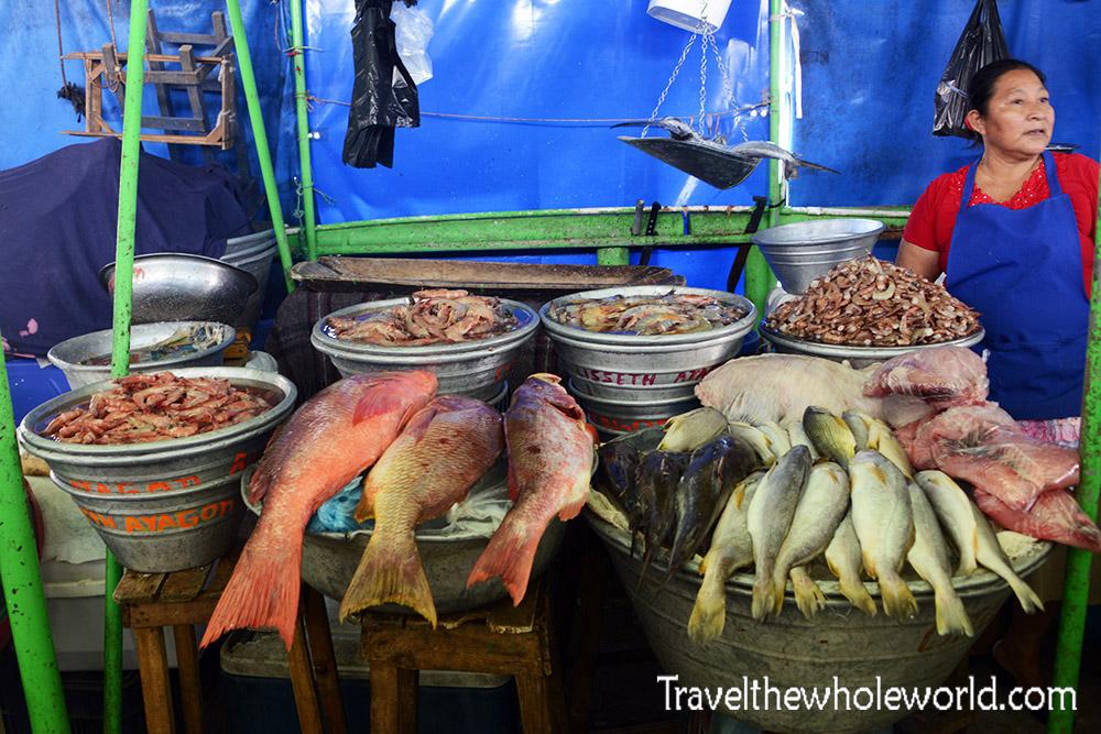 El Salvador Fish