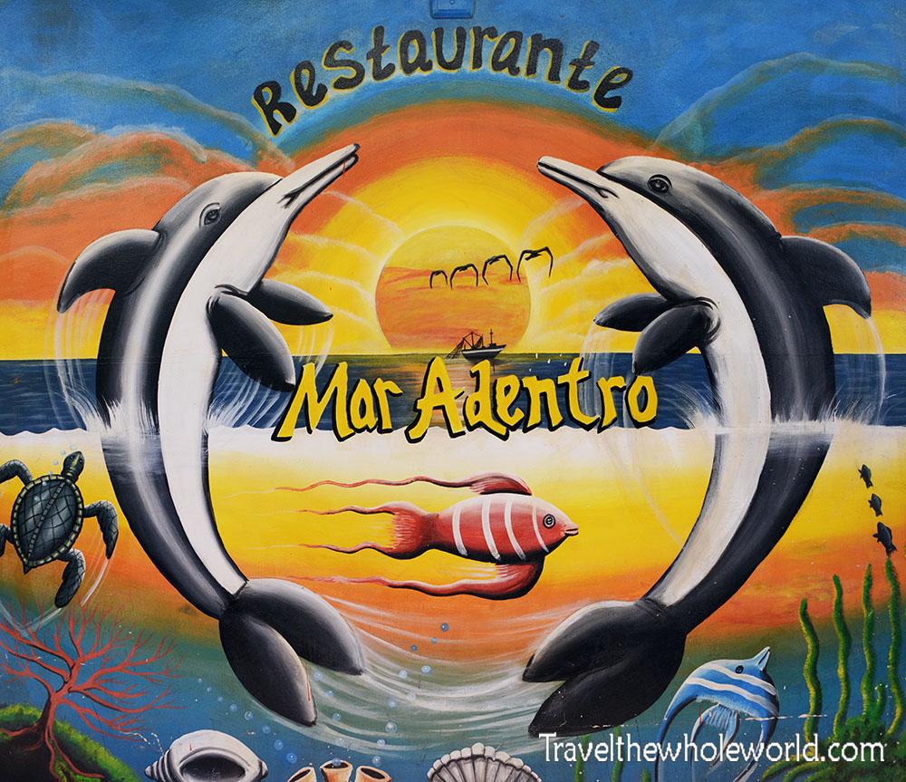 El Salvador Libertad Restaurant
