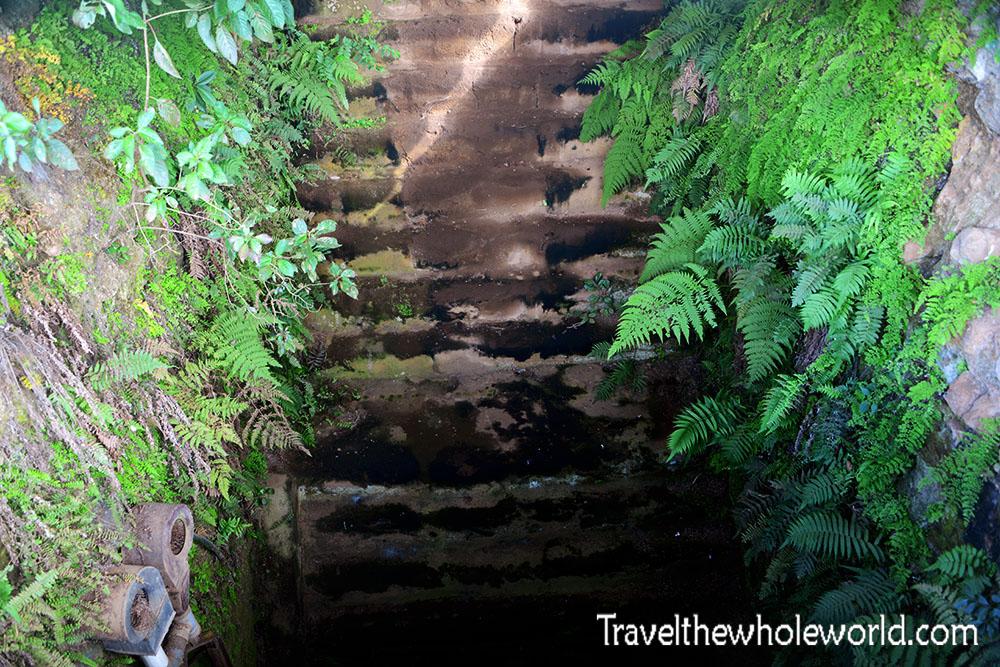 El Salvador San Andrés Stairs