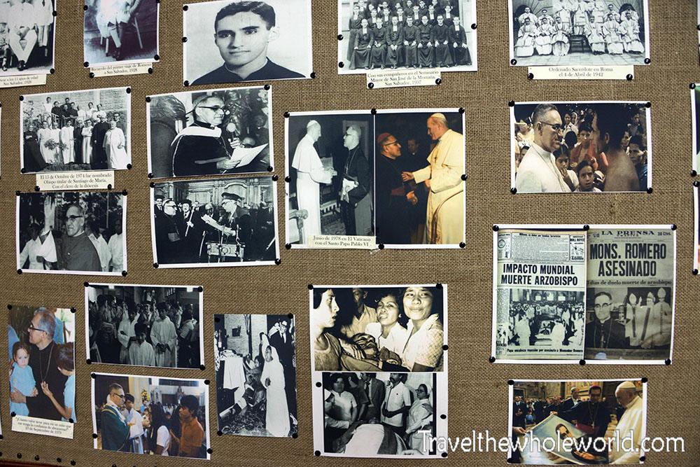 Oscar Romero Photographs