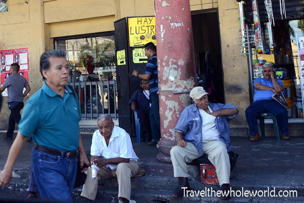 El Salvador San Salvador Downtown