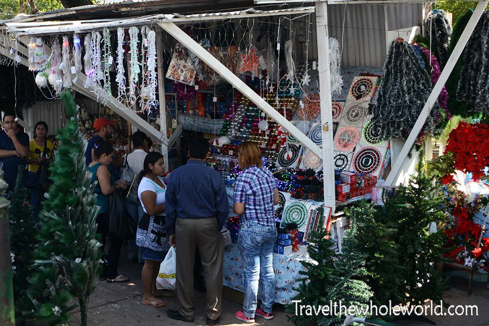 El Salvador San Salvador Christmas Market