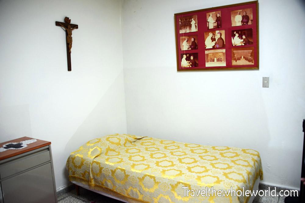 El Salvador San Salvador Oscar Romero Bedroom