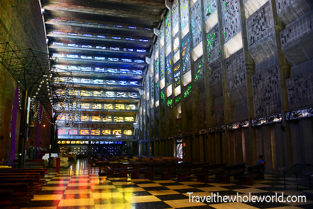 El Salvador San Salvador Rosario Cathedral