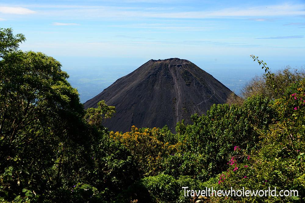 El Salvador Cerro Verde Santa Ana Volcano